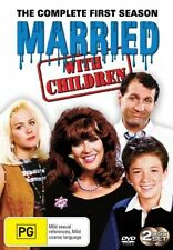 Married... with Children Comedy PG DVD & Blu-ray Movies