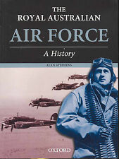 The Royal Australian Airforce: A History by Alan Stephens - New - Paperback