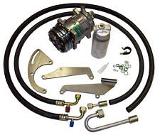 68-71 CHEVY GMC TRUCK BB V8 AC COMPRESSOR UPGRADE KIT Air Conditioning STAGE 1