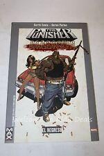 PUNISHER BARRACUDA 02 EL REGRESO Max Comics