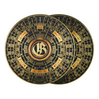 Glowtronics - Chinese Secret Non Glow Slipmat Black / Yellow