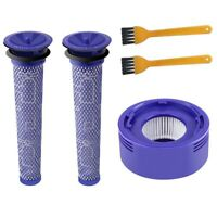 Post Motor Hepa Filters Replacement for Dyson V8 V7 Cordless Vacuum Cleaner G9N9