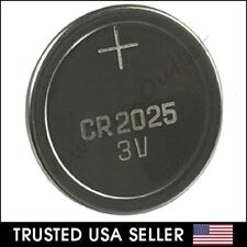 3 Volt CR2025 CR 2025 DL2025 BR 2025 Lithium Button Cell Battery Remote USA Ship