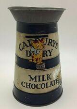 More details for rare vintage cadbury's dairy milk chocolate money bank