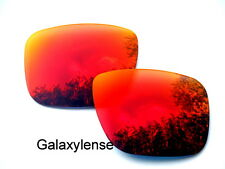 Oakley Replacement Lenses For Holbrook Fire Red Polarized By Galaxylense