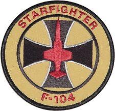 Écusson patch Aviation/Marine f-104 starfighter... a2300