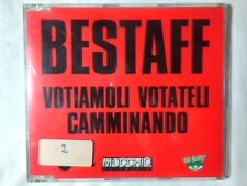 BESTAFF Votiamoli votateli cd singolo RARISSIMO PR0M0