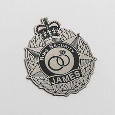 Ring Security Badge - Ring Bearer