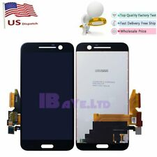 Black For HTC 10 One M10 LCD Display Screen Touch Screen Digitizer Assembly