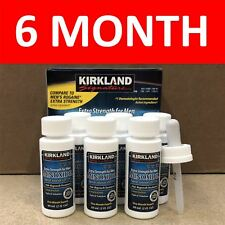 KIRKLAND MINOXIDIL SOLUTION 5% - 6 MONTH SUPPLY - EXPIRY MAY 2020