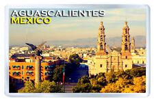 AGUASCALIENTES MEXICO FRIDGE MAGNET SOUVENIR IMAN NEVERA