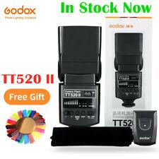 Godox Thinklite TT520II Wireless Signal flash light speedlight For Canon Nikon