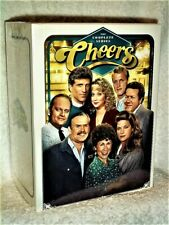 Cheers The Complete Collection (DVD, 2000, 45-Disc) comedy series Ted Danson NEW
