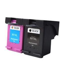 2x Drucker Patronen für HP 301 XL Envy 5530 4502 5532 4504 5534 4500 4503 4508