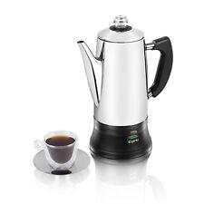 Elgento E011/MO 1200W 12 Cup 1.8L Coffee Percolator - Brand New