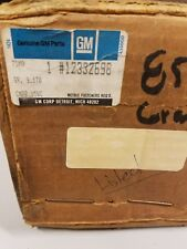 GM ORIGINAL NOS 1985-91 Oldsmobile  Buick Skylark Pontiac Grand Am AC Compressor