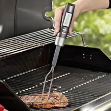 BBQ Termometro da Cucina Digitale Forchettone per Barbecue
