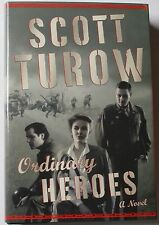Ordinary Heroes Signed by Scott Turow Autographed 1st/1st (2005, Hardcover)