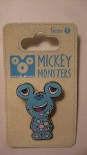 Disney Pin Limited Release Vinylmation Cheeky Mickey Monsters Disney 2009 pin562