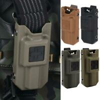 Outdoor Carrier Pouch Storage Bag Holder Case For Hunting Molle Tourniquet New