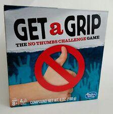 Get A Grip Party Game Dexterity Hasbro 2016