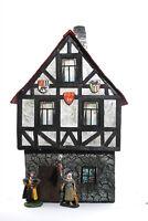 Gasthaus in Kaltenburg No.17, 2570, zu 7cm Sammelfiguren, Fertigmodell in Compo