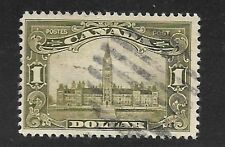 CANADA Scott 159  Parliament Building  Used F-VF