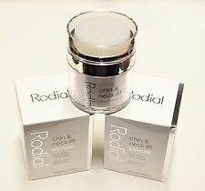 Rodial Chin & Neck Lift 50ml X 2 Triple Action Gel. 100 Genuine X2