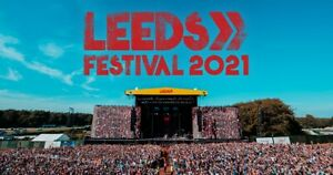 Leeds Festival Weekend Ticket