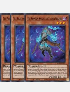 3X The Phantom Knights of Stained GreavesPHRA-EN002Ships Nov 5th