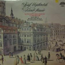 Myslivecek(Vinyl LP)Koncerty Pro Fletnu A Orchestr-Supraphon-Ex/Ex