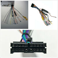 20 PIN Wiring Connector For Car Stereo DVD Android Multimedia Player Power Cable