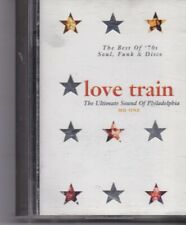 Love Train-The Ultimate Sound Of Philadelphia Minidisc Album