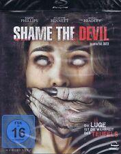 BLU-RAY NEU/OVP - Shame The Devil - Simon Phillips & Juliette Bennett