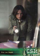 CSI Las Vegas Season 3 Trading Card Set (72 Cards)