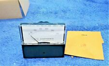 1 NOS  GE 251-2  Panel Meter  0-300 AMPS @ 0-5AAC  CURRENT TRANSFORMER