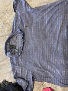 Luke 1977 Blue Polo Shirt - Size 4XL