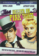 Heller in Pink Tights (DVD Widescreen Colllection) Sophia Loren Anthony Quinn