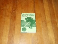 Archaeology Under Water 1968 (2nd printing)  HC/DJ