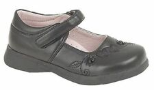 Unbranded Casual Faux Leather Slip - on Shoes for Girls