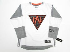 TEAM NORTH AMERICA WHITE 2016 WORLD CUP OF HOCKEY ADIDAS PREMIER HOCKEY JERSEY