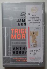 ANTHONY HOROWITZ - TRIGGER MORTIS. SIGNED/LIMITED 51/1000. 1/1. U.K. H/B. 2015.