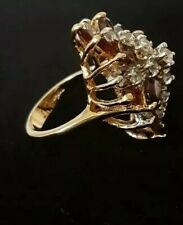 Ring 7.5-8 by Macy's Gold Plated