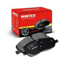 Rear Brake Pads Fits Lucas System Not Prep For Wear Indicator - Mintex MDB3023