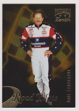 1996 Pinnacle Zenith Road Pilots #1 Dale Earnhardt Card