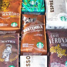 STARBUCKS Coffee 8 x 250g ( 2000g ) ESPRESSO VERONA SUMATRA GUATEMALA COLOMBIA