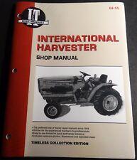 International Harvester Tractor Shop Service Manual 234 234 Hydro Amp 254 Ih 55