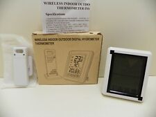 Digital Wireless Indoor/outdoor Thermometer Hygrometer Temperature
