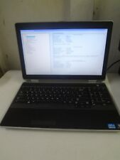 *Dell Latitude E6530  Core i7-3740Q  2.7GHz 8GB/320GB  Webcam LINUX Laptop + AC