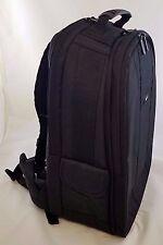 Amazonbasics DSLR Camera and Laptop Backpack - Orange Interior